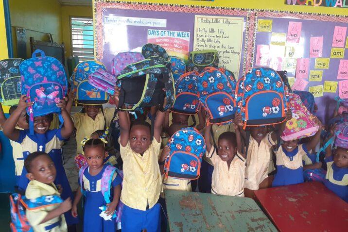 JAMPACT Jamaica School Supply Drive