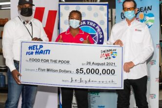 Caribbean Love Now Donates $5 Million to Food For The Poor for Haiti