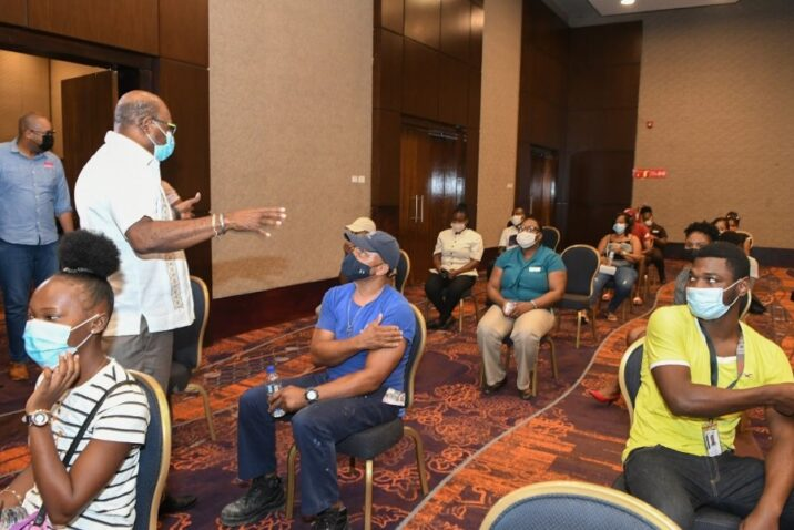 Jamaica Launches Island-Wide COVID-19 Vaccination Program for Tourism Workers1