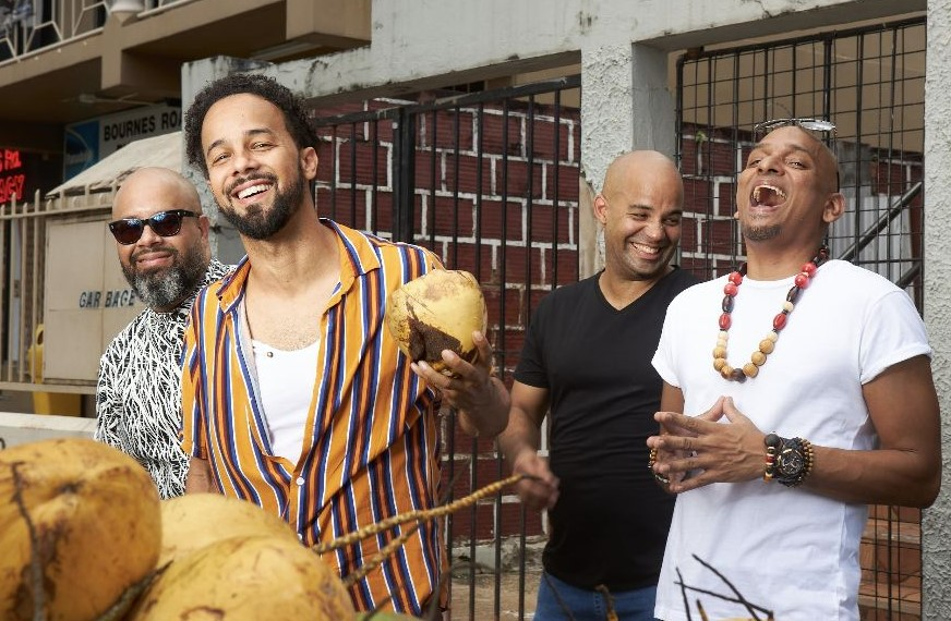 KES THE BAND To Spread Soca Across the U.S. This Fall