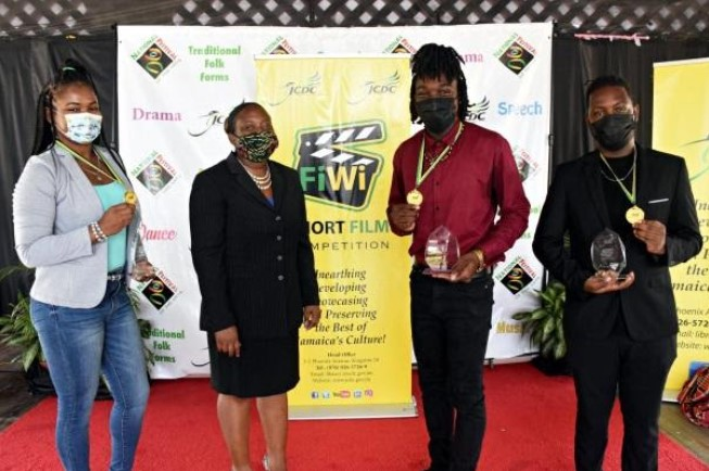 'Too Much Massa' Wins Very First Staging Of The Jcdc Fiwi Short Film Competition
