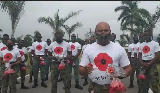 Jamaica's Poppy Appeal Seeks To Raise Us$100,000 To Care For Needy Veterans1